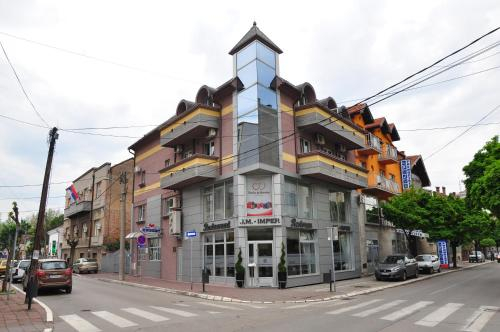 Imper I.M.D. Bed and Breakfast, Niš