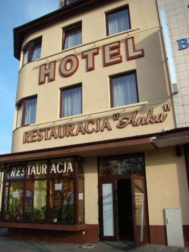 Hotel Anka, Frankfurt (Oder)