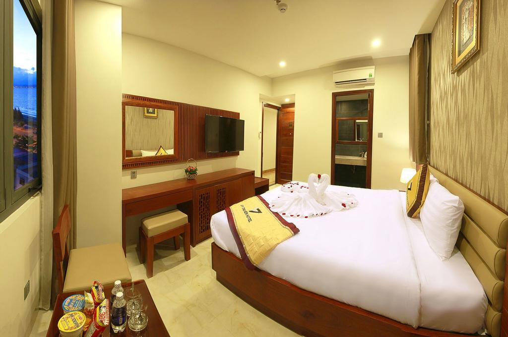 Vy Thuyen Hotel, Thanh Khê