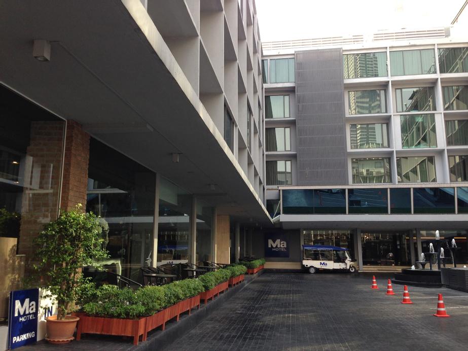 Ma Hotel Bangkok, Bang Rak