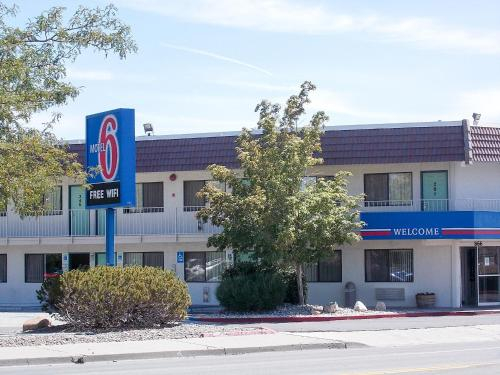 Motel 6 Reno Livestock Events Center, Washoe