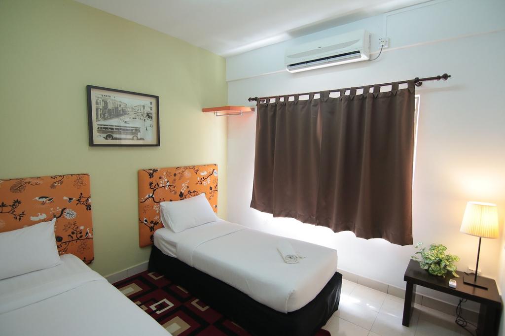 Ar-Raudhah Service Apartments, Pulau Penang