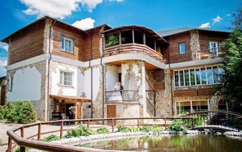 Hotel Orlinoye Gnezdo, Znamians'kyi
