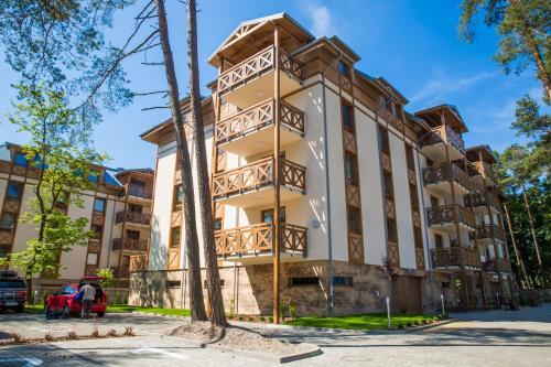 Mielno-Apartments Rezydencja Park Rodzinna, Koszalin