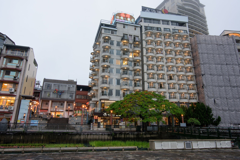 Shui Sha Lian Hotel, Nantou