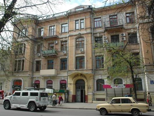 Malon Apartments, Kharkivs'ka