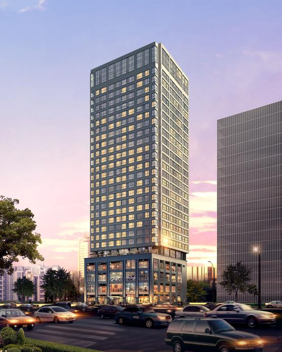 Tianjin S-suites, Tianjin