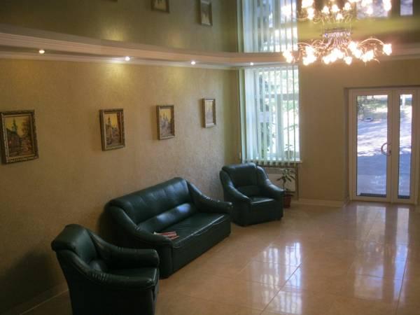 Druzhba Hotel, Amvrosi‹vs'kyi
