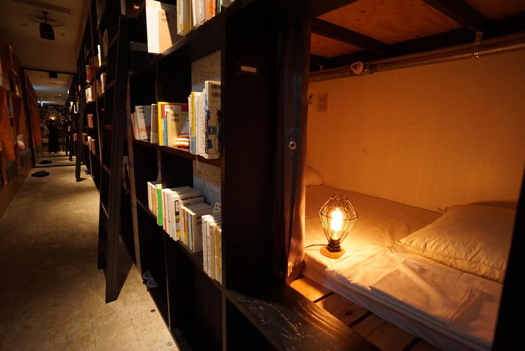 BOOK AND BED TOKYO FUKUOKA - Hostel, Fukuoka