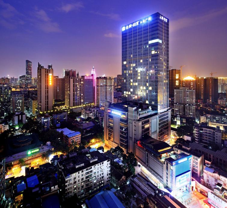 South & North International Apartment (Kam Rueng Plaza), Guangzhou
