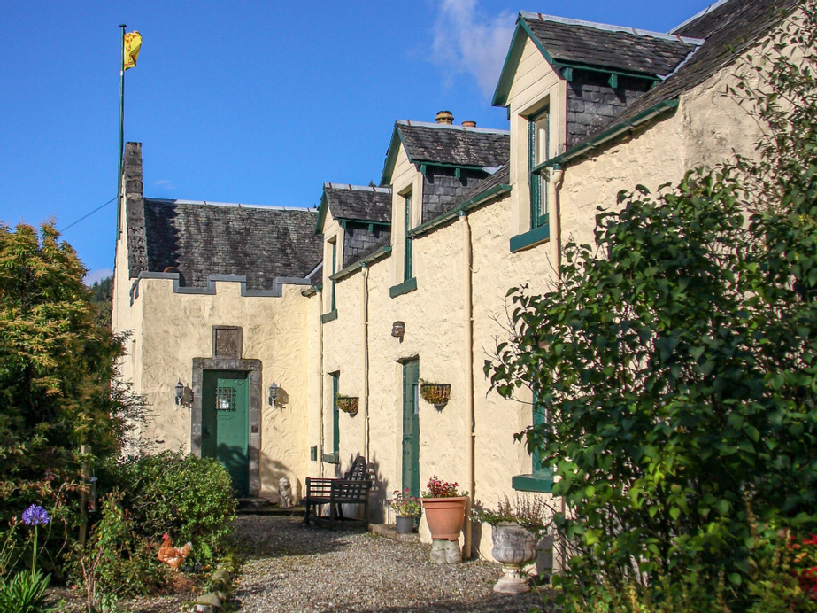 Creagan House, Stirling