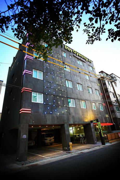 Inn Gyeongju Guest Hotel, Gyeongju