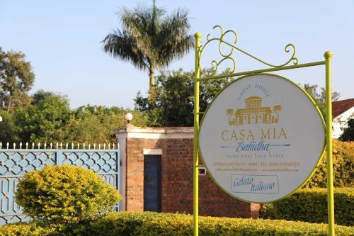 Casa Mia Baliidha, Jinja