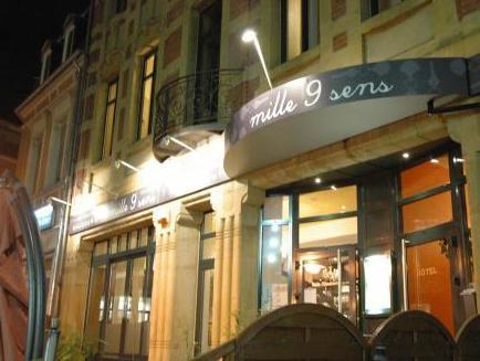 Hotel Mille 9 sens, Esch-sur-Alzette