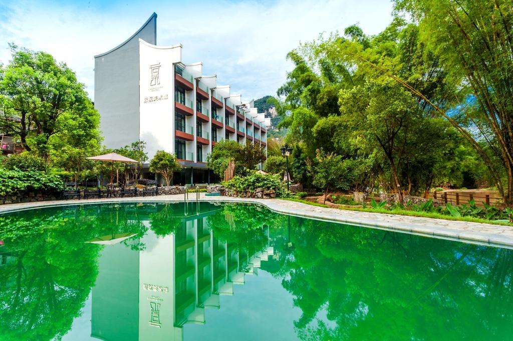Courtyard Hotel - Yulong River Branch, Lanzhou