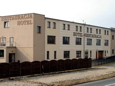Hotel Nekla, Września