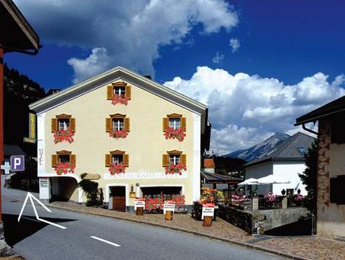 Landgasthaus Post, Albula