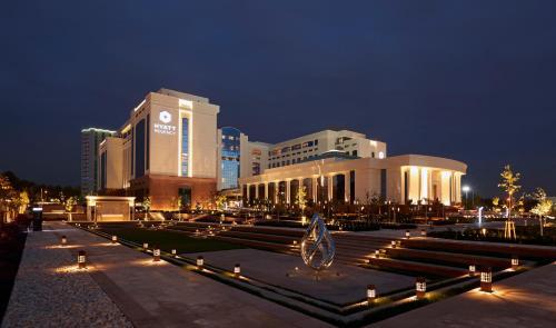 Hyatt Regency Tashkent, Tashkent City