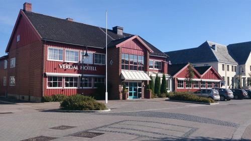 Verdal Hotell, Verdal