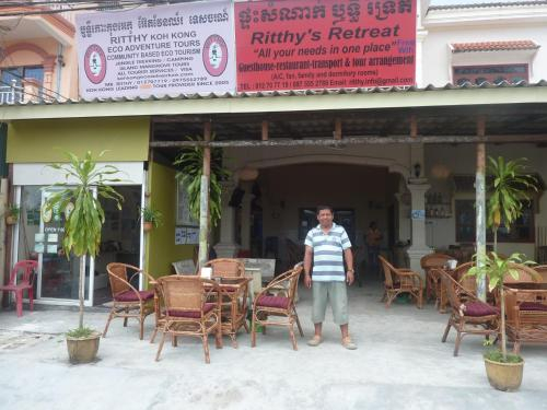 Ritthys Retreat Guesthouse, Smach Mean Chey