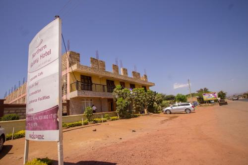 Northern Galaxy Hotel, Isiolo North