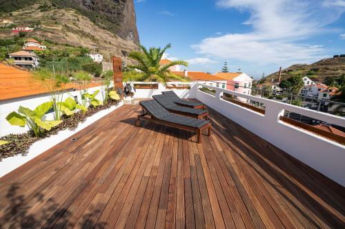 Madeira Surf Camp, Machico