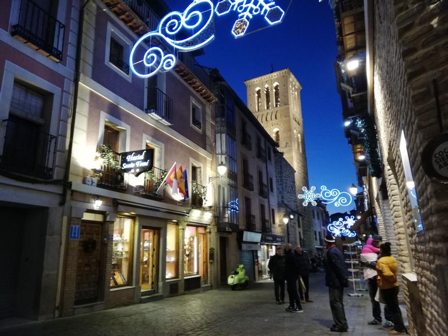 Hostal Santo Tomé, Toledo