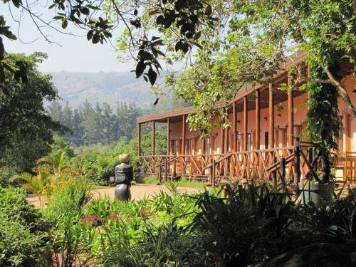 Mvubu Falls Lodge, Lobamba