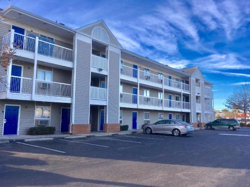 InTown Suites Extended Stay North Charleston SC - Mazyck, Charleston