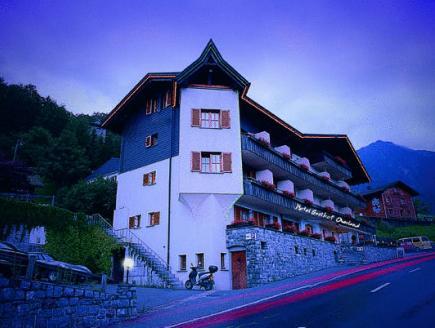 Hotel Oberland,