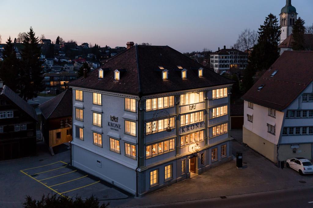 Gasthaus Krone Speicher Boutique-Hotel, Appenzell Ausserrhoden