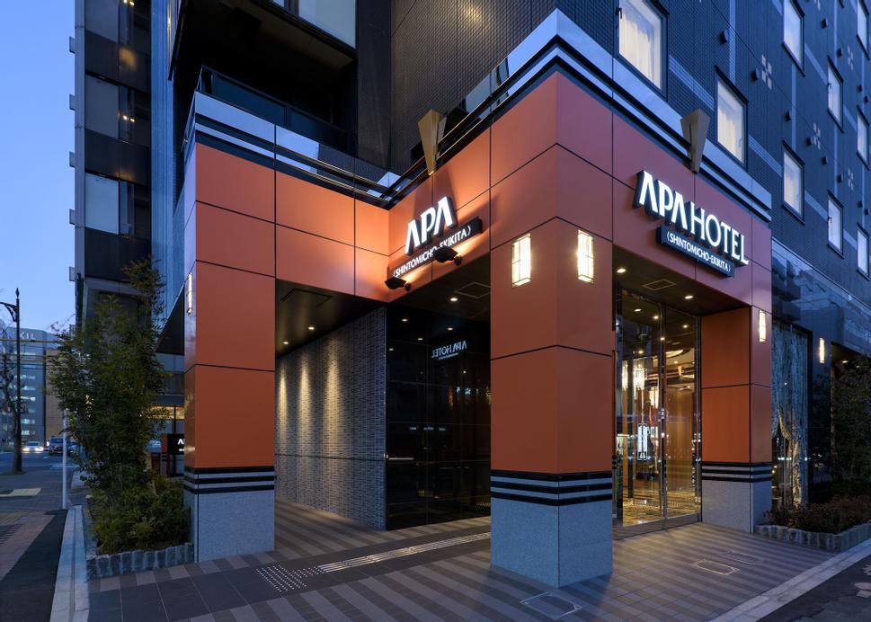 APA Hotel Shintomicho-Ekikita, Chūō