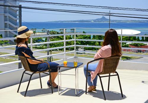Ocean View Terrace BISE, Motobu