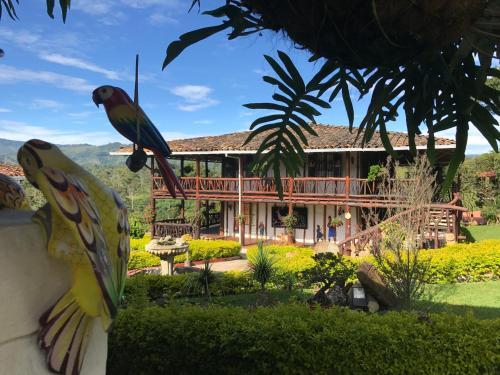 Akawanka Lodge, San Agustín