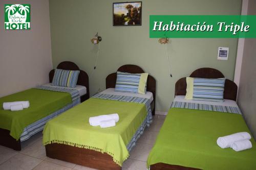 Palmas Park Hotel y Restaurant, Obligado