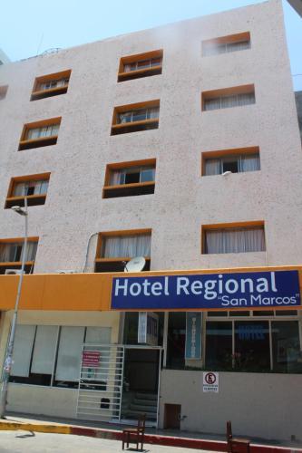 Hotel Regional San Marcos, Tuxtla Gutiérrez
