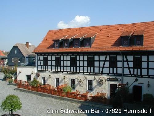Hotel Zum Schwarzen Bar, Saale-Holzland-Kreis