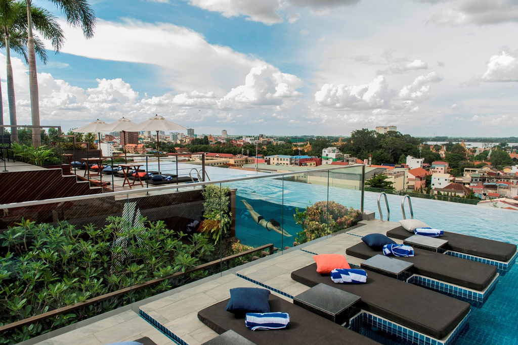 Aquarius Hotel & Urban Resort Phnom Penh, Phnom Penh