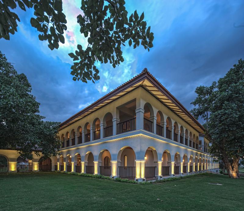 Sanctum Inle Resort, Taunggye