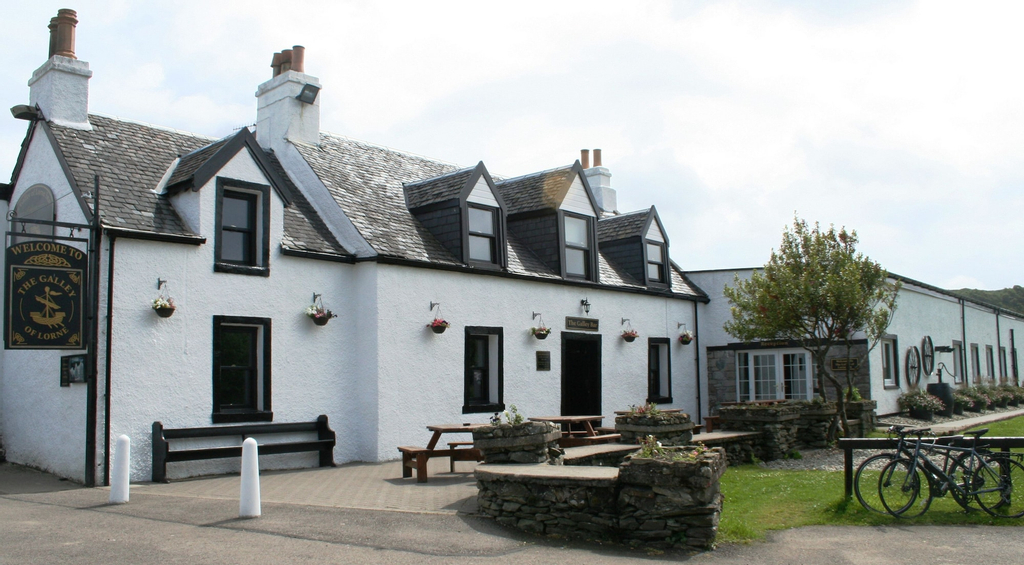 The Galley of Lorne Inn, Argyll and Bute