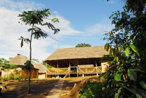 Amazon Dolphin Lodge, Shushufindi