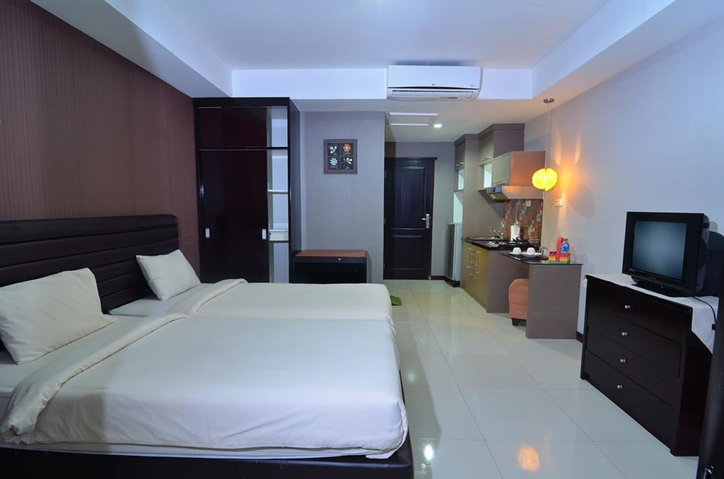 The Aromas of Bali Hotel and Residence, Badung