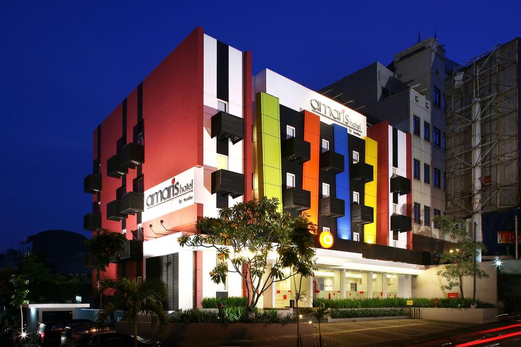 Amaris Hotel Panglima Polim, South Jakarta