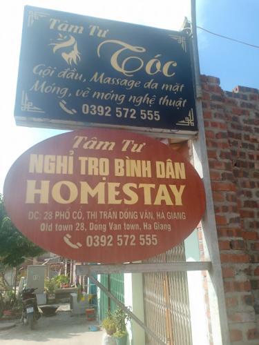 Homestay Tam Tu, Đồng Văn