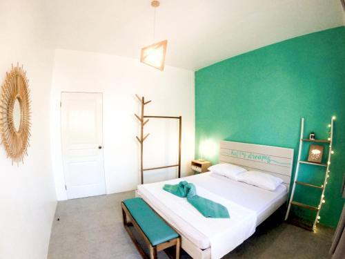 My Green Hostel, San Vicente