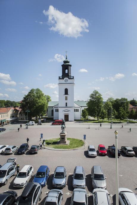Eksjo Stadshotell, Eksjö