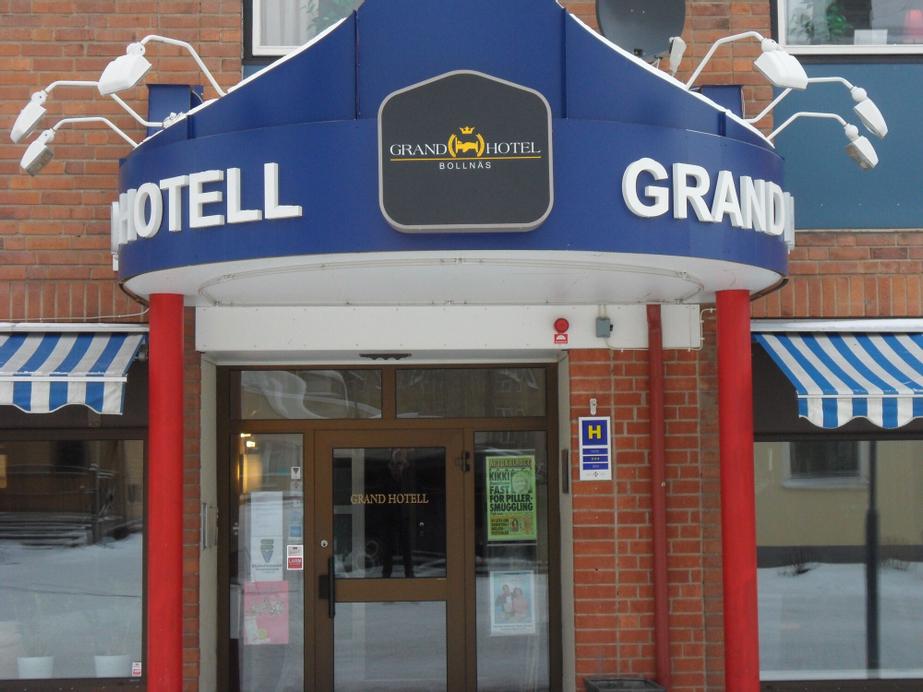 Grand Hotell Bollnäs, Bollnäs