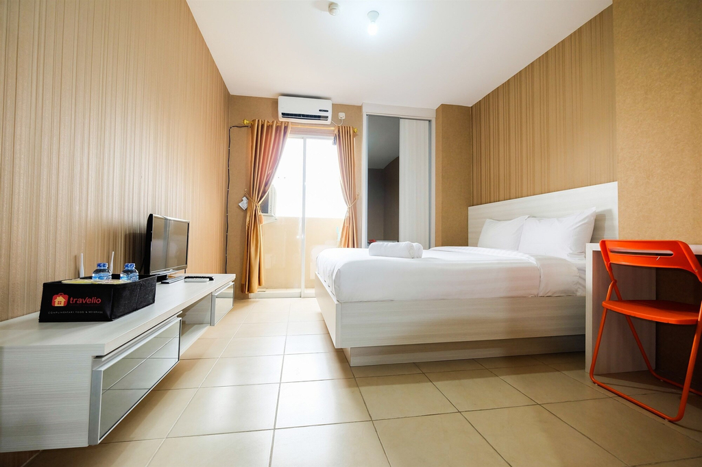 Studio Room at The Medina Apartment, Tangerang