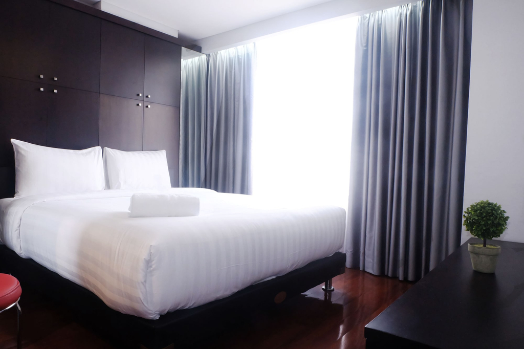 2BR Patria Park Apartment by Travelio, East Jakarta
