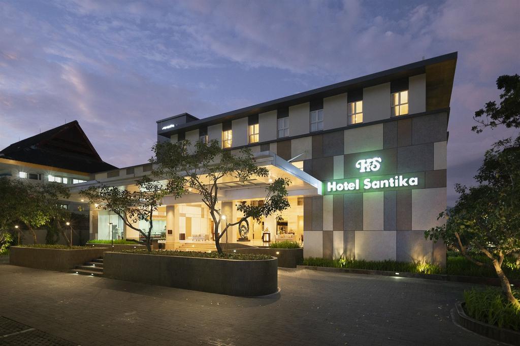 Hotel Santika Mataram Lombok, Mataram